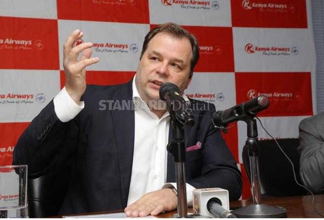 Miraa is not our focus on Nairobi-Mogadishu route, says Kenya Airways