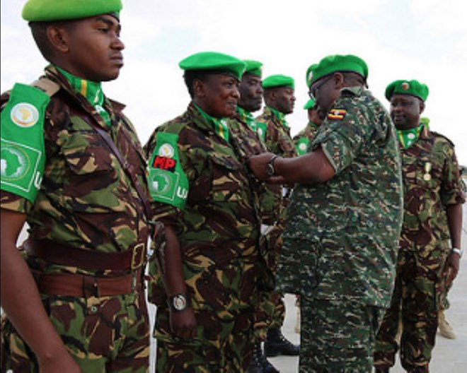 AMISOM Force Commander concludes tour of Forward Operating Bases in south central Somalia