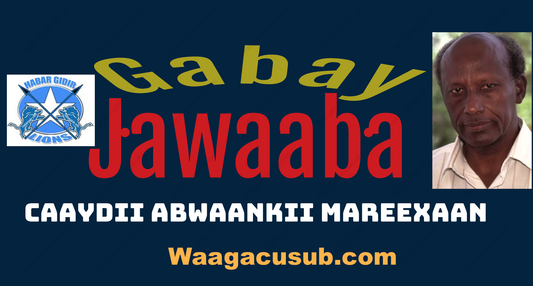 [Daawo] Abwaan Habargidira oo si kulul uga jawaabay gabaygii caayda Abwaanka Mareexaan