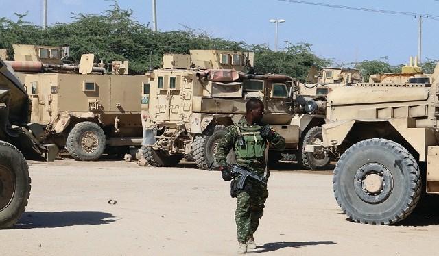 UGANDA: Inside Somalia's wars