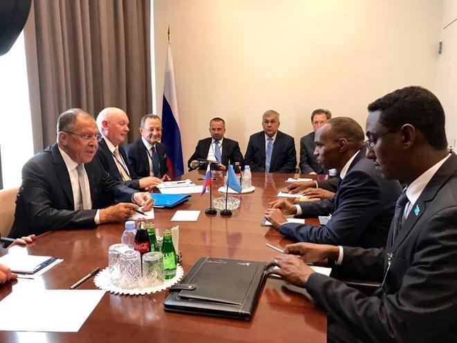 Russia ready to help Somalia in war on terror