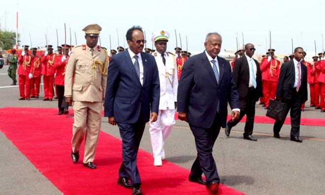 President Farmajo expected to travel to Djbouti