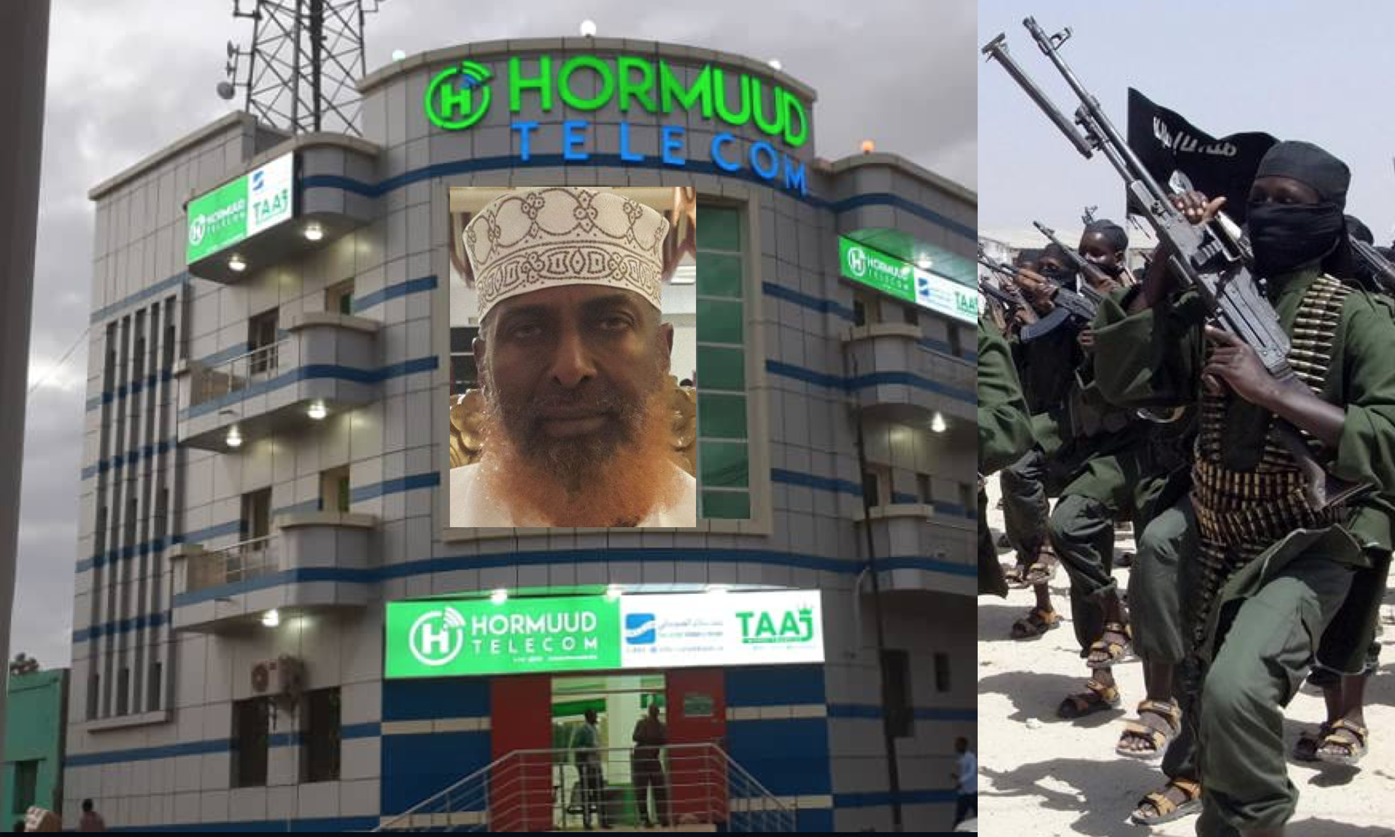 Somalia:Reaping the Whirlwind Hormuud Telecom Entrepreneurs and the Resurgence of Al-Shabaab