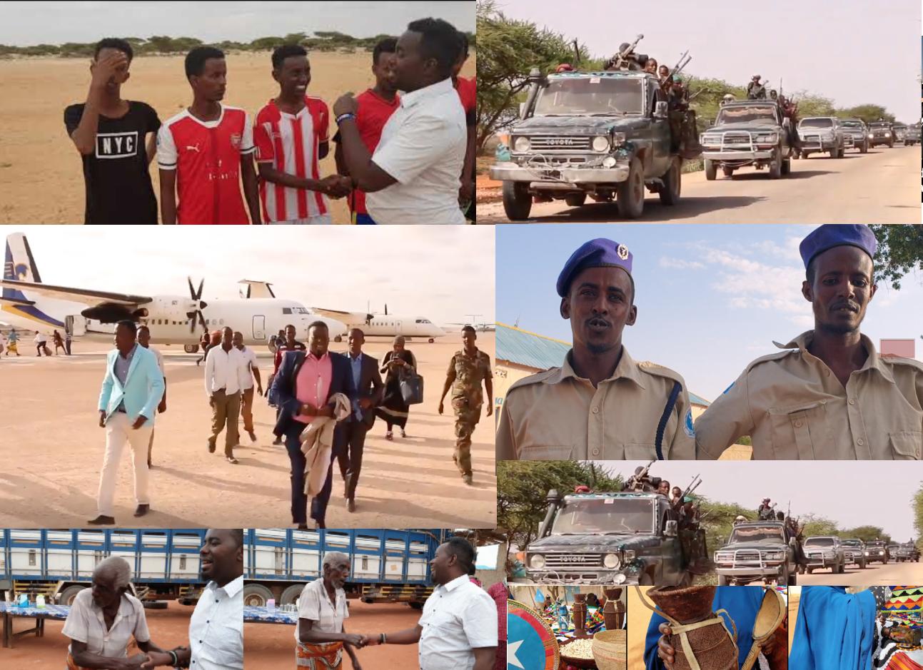 """[DAAWO] Dahir Alasow 12 sano kadib tegay Somalia """"ka qariya Farmaajo iyo Kheyre"""""""