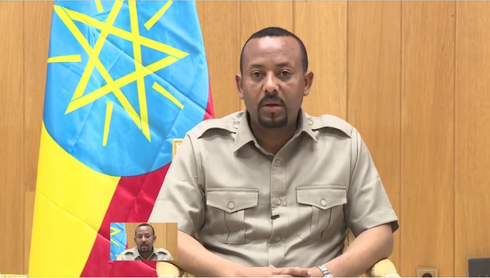 """[Daawo] Ra'isulwasaraha Ethiopia oo shaaciyay in Somalia iyo Ethiopia noqon doonaan hal dal """"Guushii uu ka gaaray Safarkiisii Muqdisho"""""""