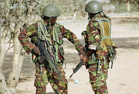 Kenya says 10 Al-Shabaab militants killed in Lamu