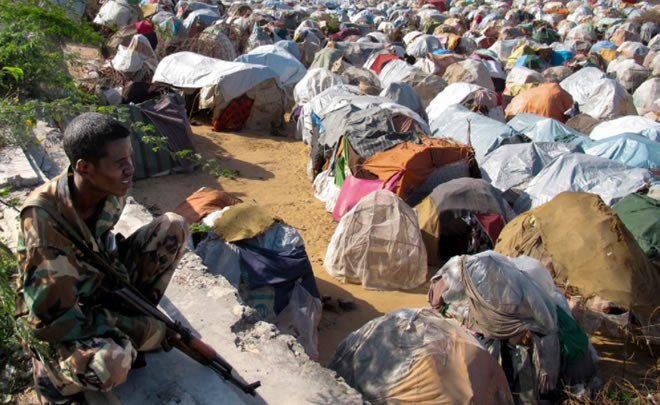 Somali government to probe forceful eviction of over 4000 IDPs in Mogadishu