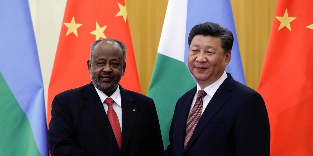 Djibouti: Guelleh, the spy of China