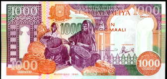 FIRST TIME IN HISTORY SOMALIA HIRED ON A FOREIGNER FOR THE TOP JOB AT THE CENTRAL BANK,
