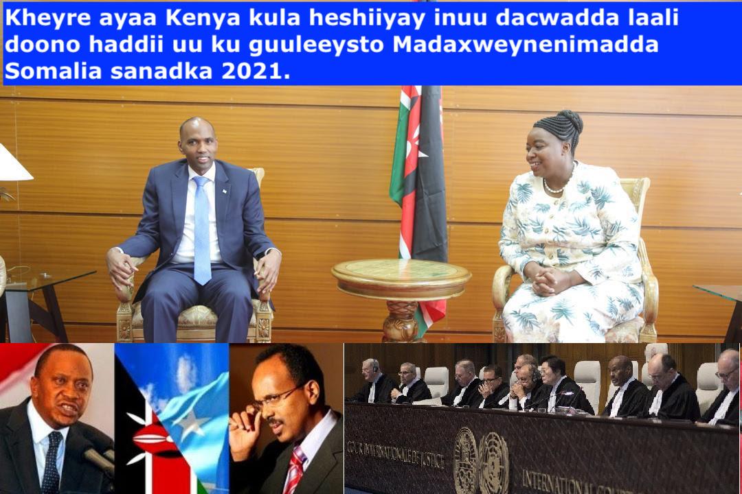 ICJ postpones Somalia-Kenya maritime dispute case
