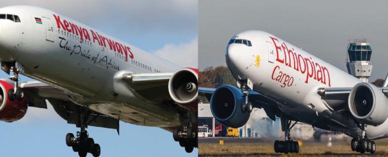 Regional aviation giants scramble for Mogadishu