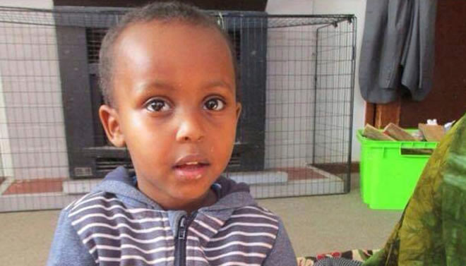 3-year-old victim of mosque attack mourned