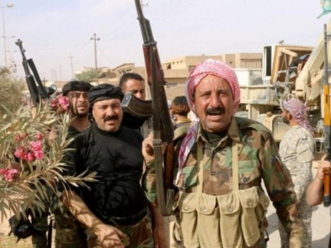 Iraq declares war with Islamic State is over