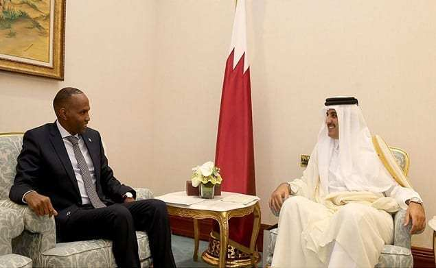 Qatar and Iran are actively negotiating Somali Government a joint venture to exploit Uranium in Somalia