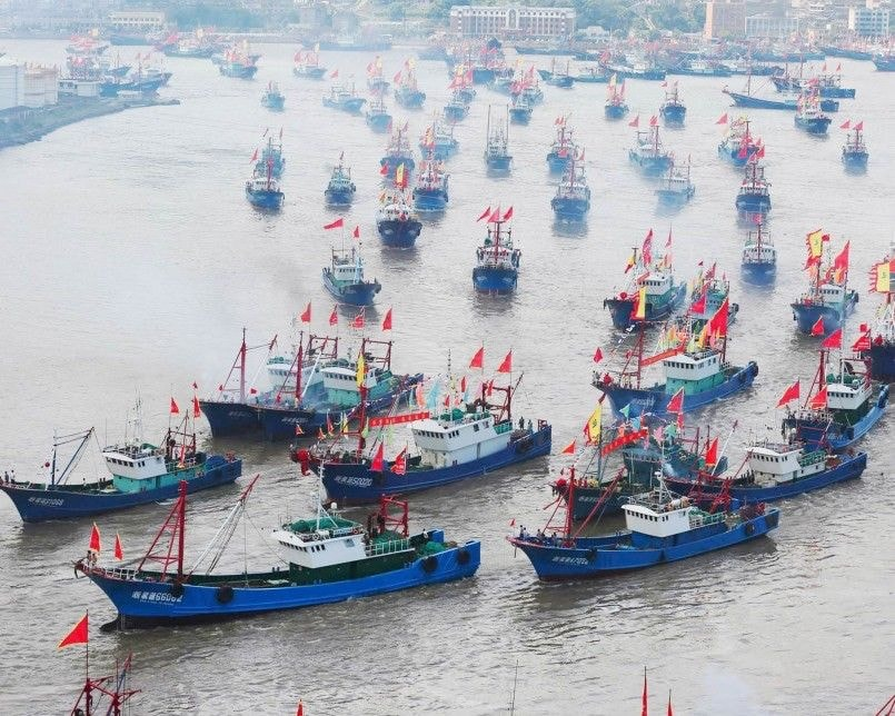 Stop Unmonitored and unregulated Chinese commercial fishing in Somalia