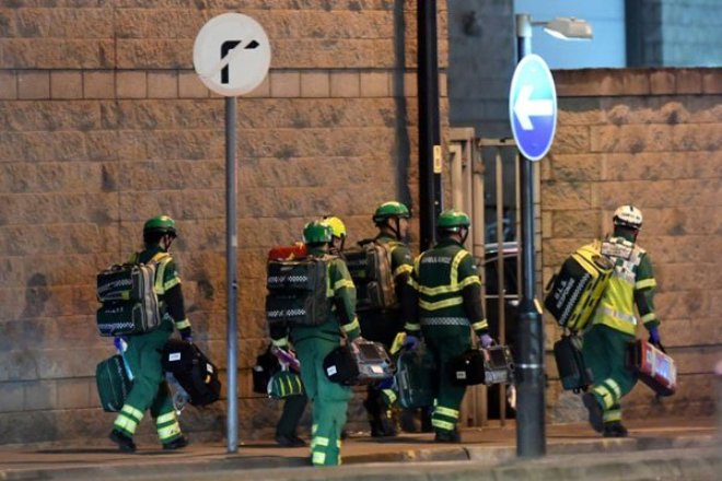 19 killed in terror blast at UK pop concert
