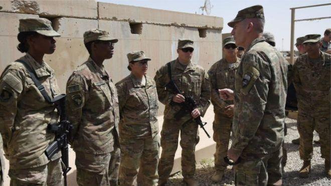 Somali military denies US strike claims near Kismayo