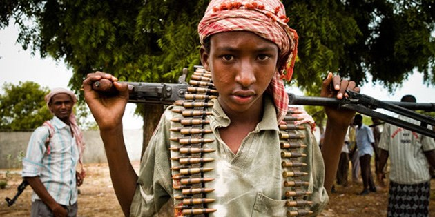 Somalia's al Shabaab denies forcibly recruiting children to fight