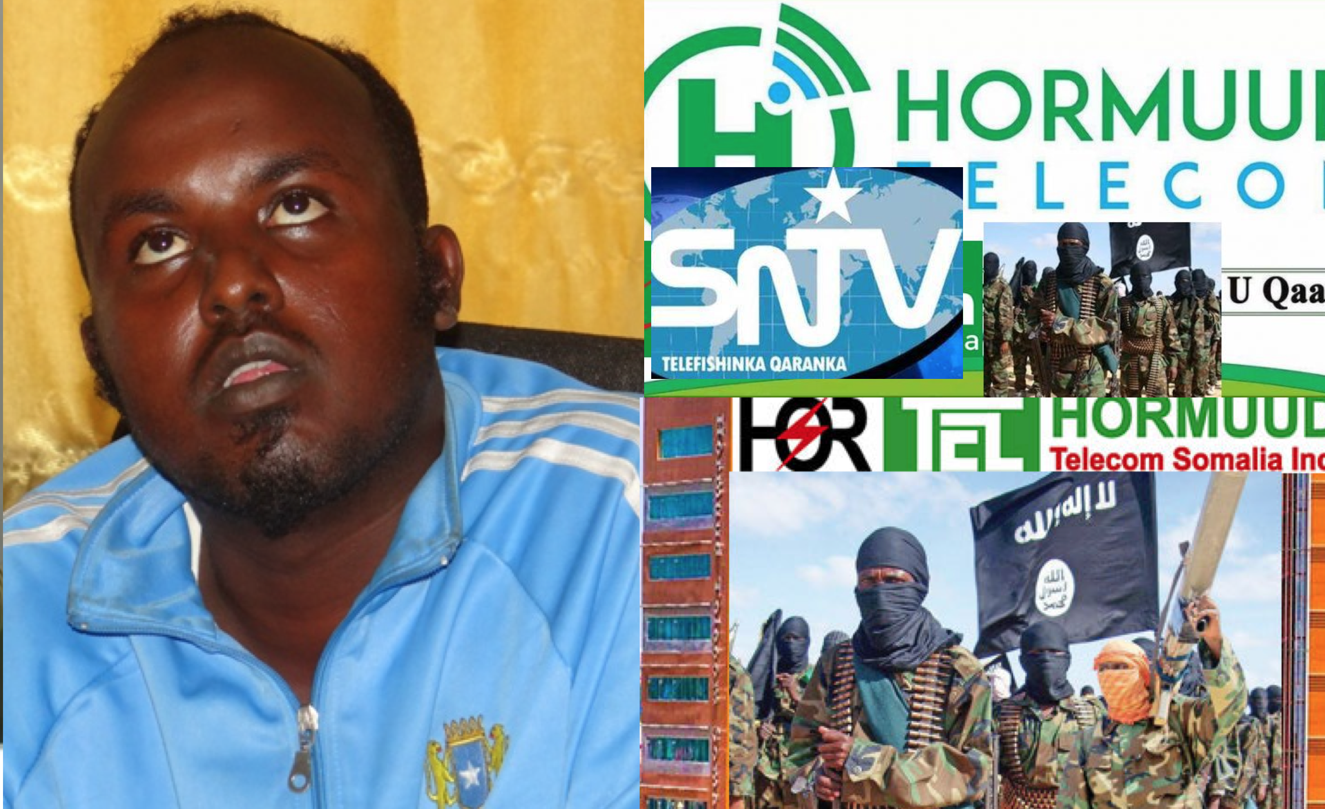 Somalia:Hormuud Telecom bribed SNTV directors with a large sum of money to ensure the sensitive account to be deleted