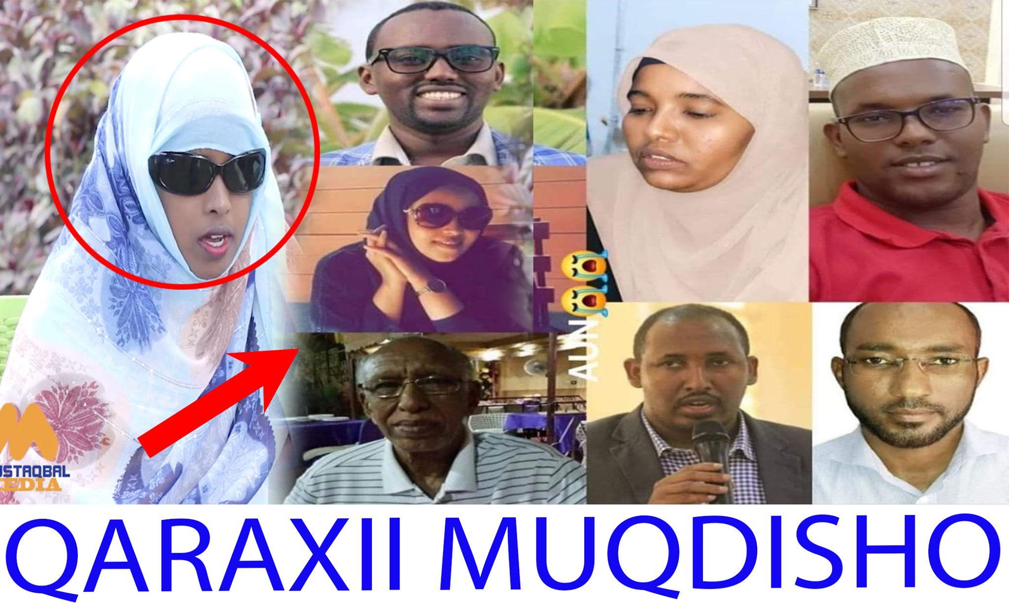 Mogadishu Mayor Targeted by Female Bomber