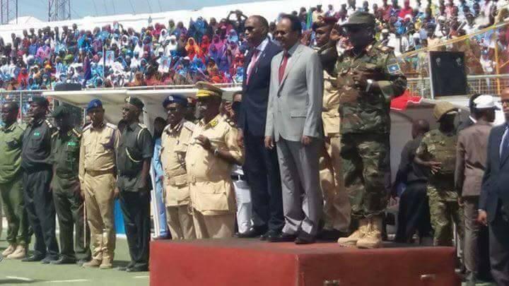 Somalia: Farmajo's 100 Days Marked in Mogadishu Rally