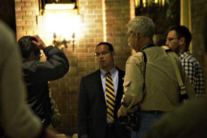 Ellison Community Forum Widens the Divide Between Community and Law Enforcement