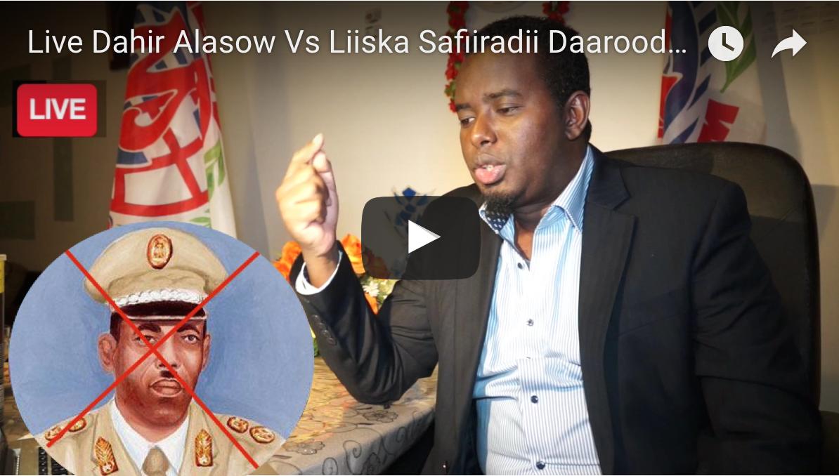 [Daawo Live] Safiiraddii Daarood ee Caalamka loo geeyay qabyaaladda Vs Falanqeynta Dahir Alasow
