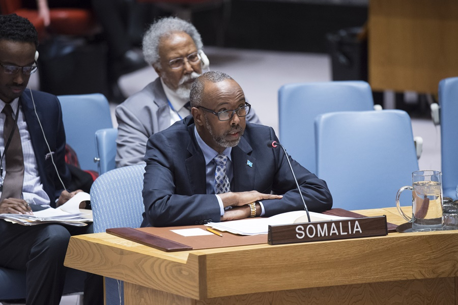 Somalia to lose voting rights at UN by September if it fails to pay $1.5m debt