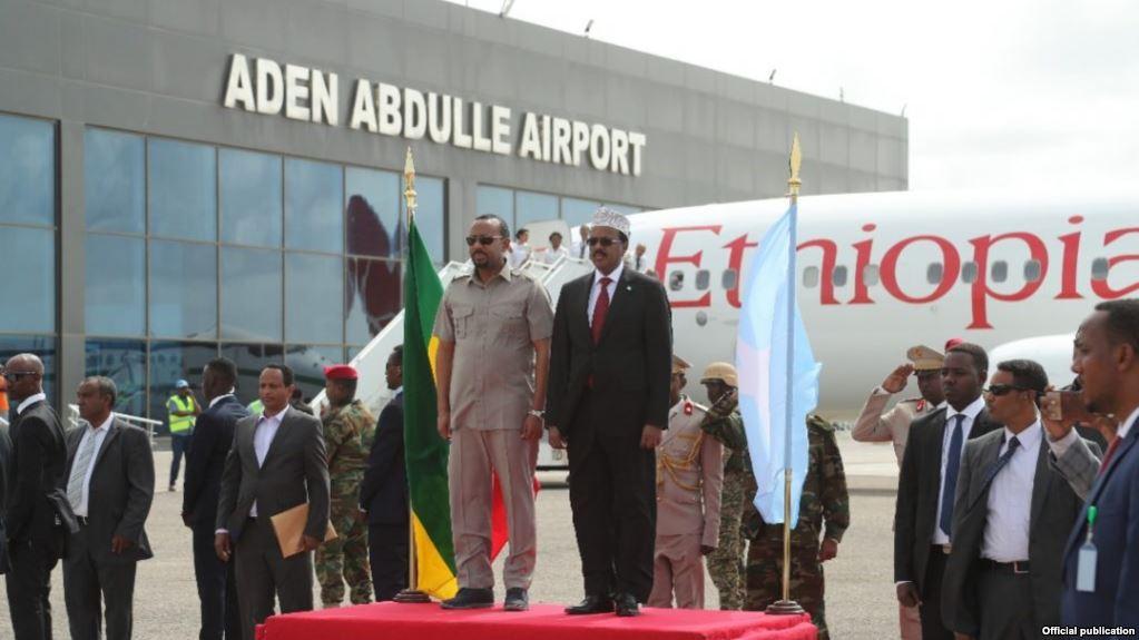 [Dhageyso VOA] oo dood adag ka qabatay heshiiskii Ethiopia iyo Dowladda Farmaajo -Wasiir Dahir Geelle-Abukar Arman iyo Abdiwahid Khaliif