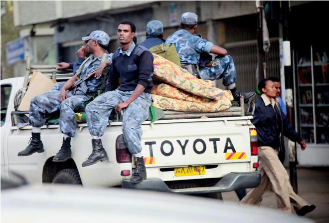 Ethiopia sending troops to region of deadly ethnic clashes