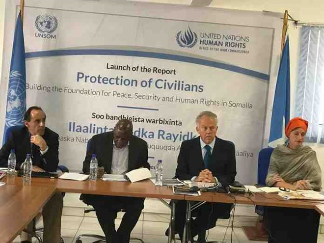 Not enough being done to shield civilians from violence in Somalia – UN report