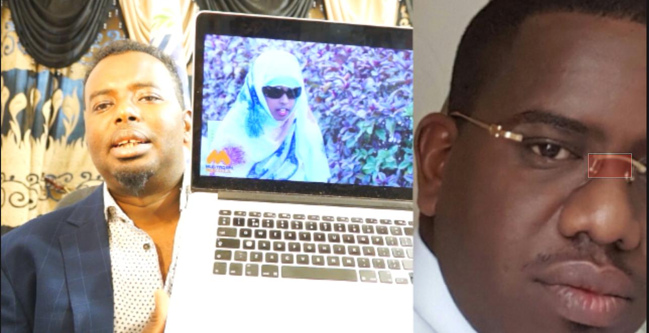 [Daawo] muuqaalka CCTV gabadhii isku qarxisay Xarunta Banaadir iyo Saraakiishii la shaqeeyay