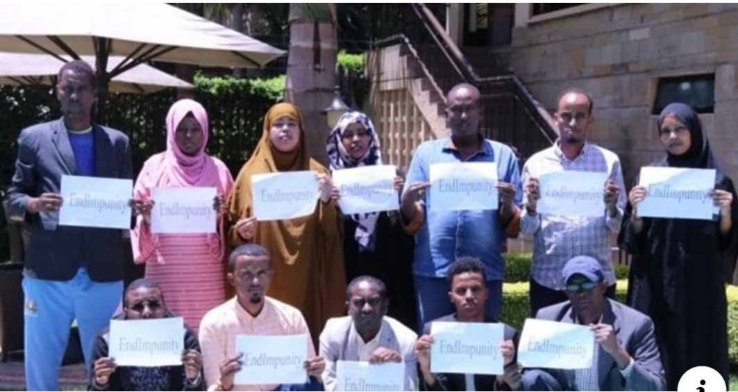 To End Impunity in Somalia, SJS calls authorities to investigate and prosecute killers of journalists