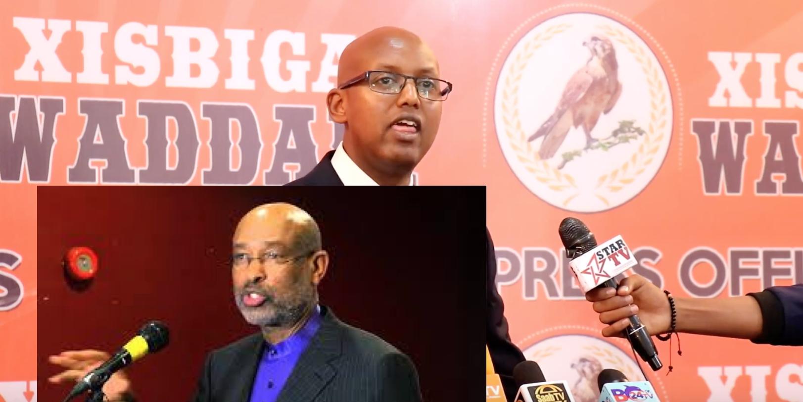 """[DAAWO] Prof Samatar """" Somaliland waa burbureysaa ama annagoo Garguuraneyno ayaan Xamar tegi doonaa"""""""