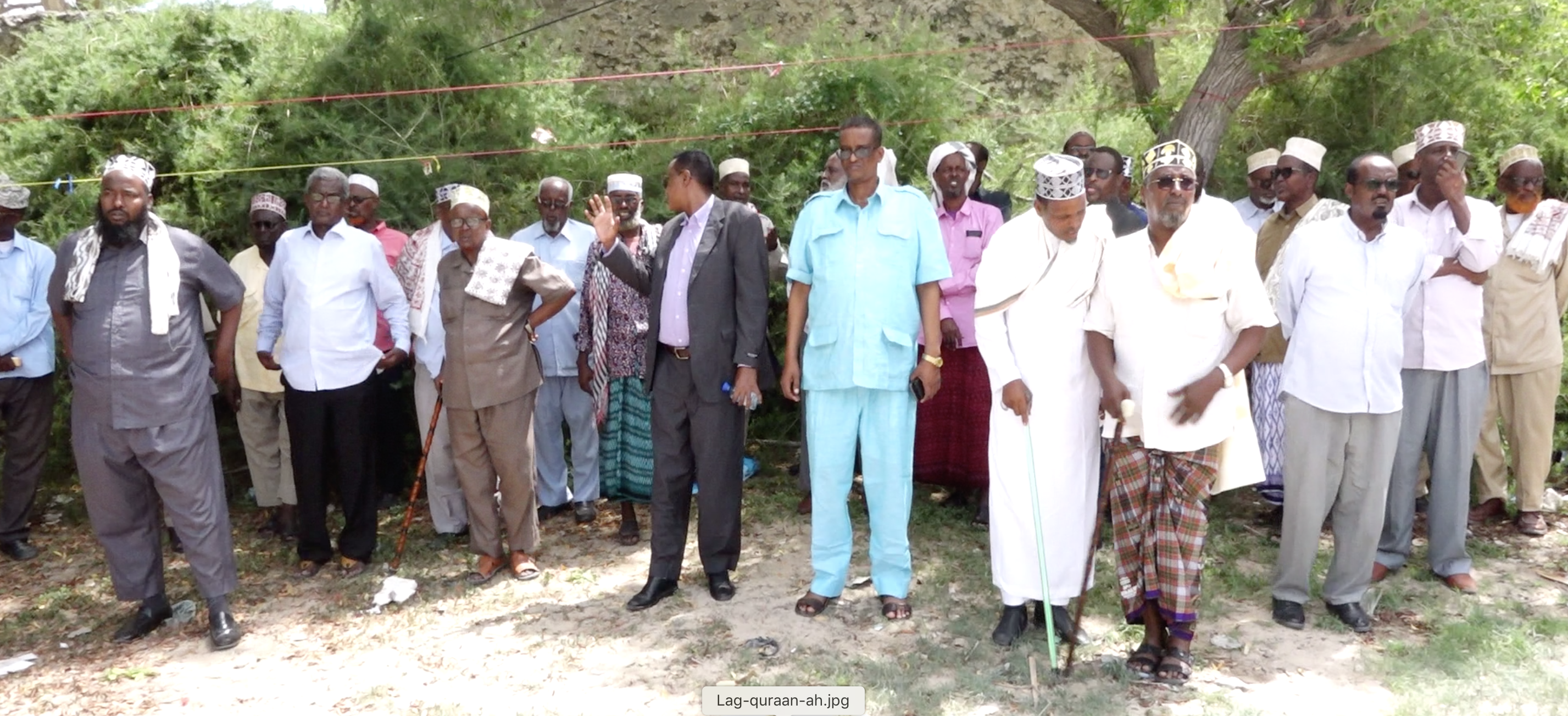[Daawo] Odayaasha Hawiye oo ku dhawaaqay Banaadir State FULL VIDEO