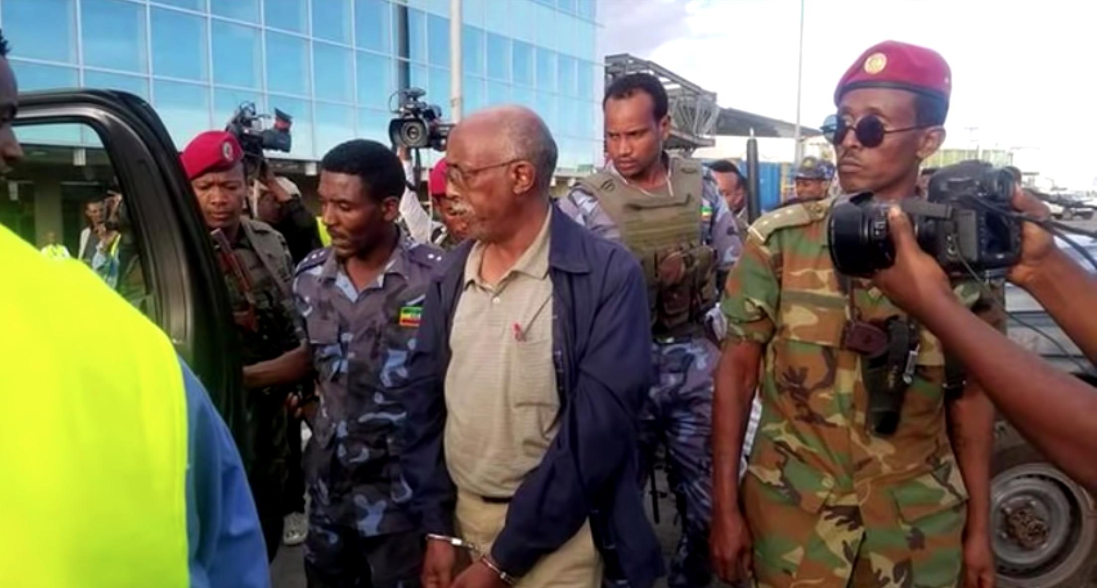 [Daawo] Jeneralkii Ciidanka Ethiopia oo la xiray - General Kinfe Dangnew