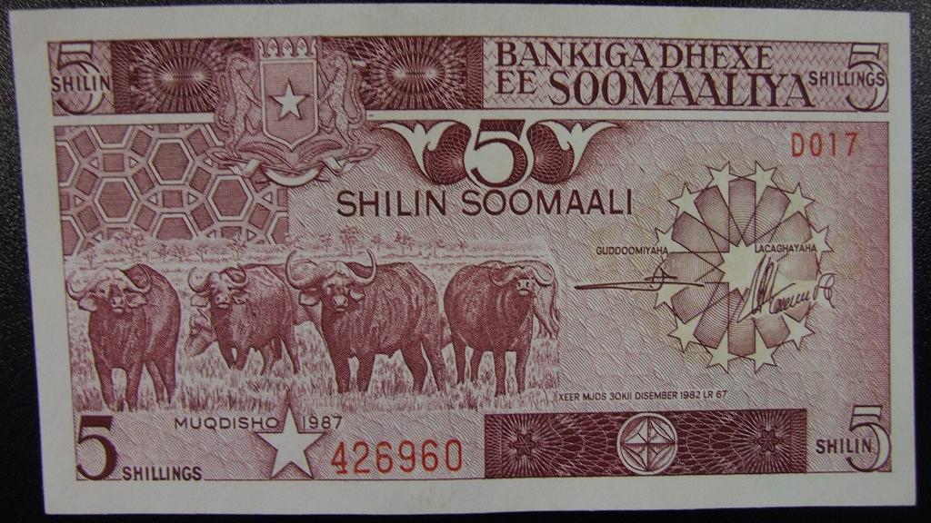 Somalia to print new bank notes buoyed by IMF