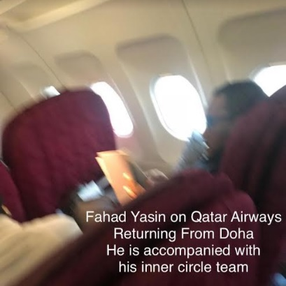 DEPUTY DIRECTOR OF NISA ASSAULTS UN DIPLOMAT IN QATAR AIRWAYS AIRCRAFT AT JOMMO KENYATTA AIRPORT
