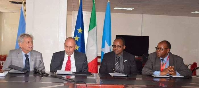 Italy to invests €1 million in Somalia infra fund