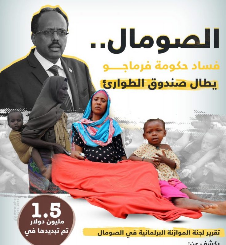 CORRUPTION IS THE CURSE ON SOMALIA – VOTE BUYING 'ELECTIONS' WILL ONLY HARM MORE