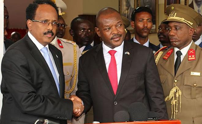 Burundi calls for urgent summit over Amisom troop's pullout